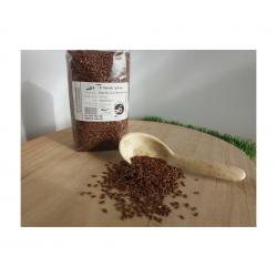 Semilla de lino marron, 500gr