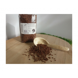 Semilla de lino marron, 250gr