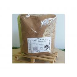 Harina de algarroba, 500 gr.