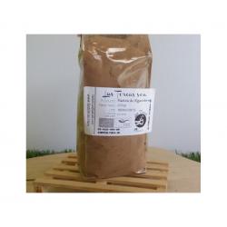 Harina de algarroba, 200 gr.