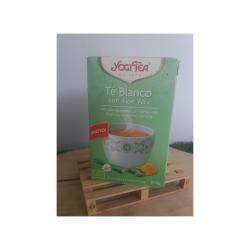 Té Blanco (Yogi Tea)