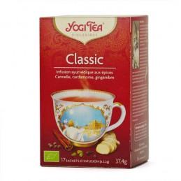 Infusión Classic  (Yogi Tea)