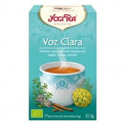 Infusión Voz Clara (Yogi Tea)
