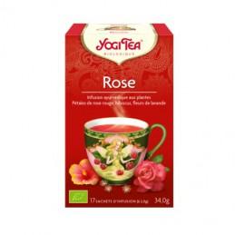 Infusión de Rosa (Yogi Tea)