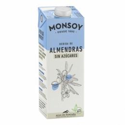 Bebida de Almendra, 1 litro.