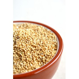 Grano de quinoa blanca, 1 kg.