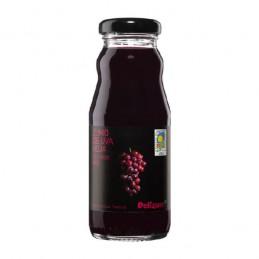 Zumo de Uva Roja, 200 ml.