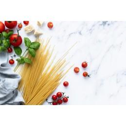 Espaguetis blancos, 1 kg.