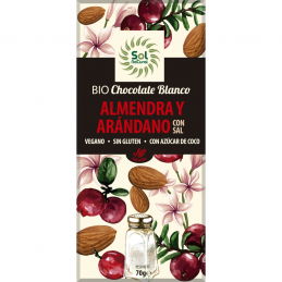Bio chocolate blanco...