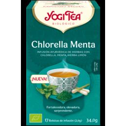 Chlorella Menta (Yogi Tea)